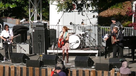 Patty Griffin at Hardly Strictly Bluegrass 2013